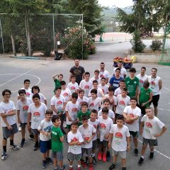 4ο PBA Summer Camp